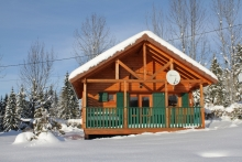 location chalet Le HETRE
